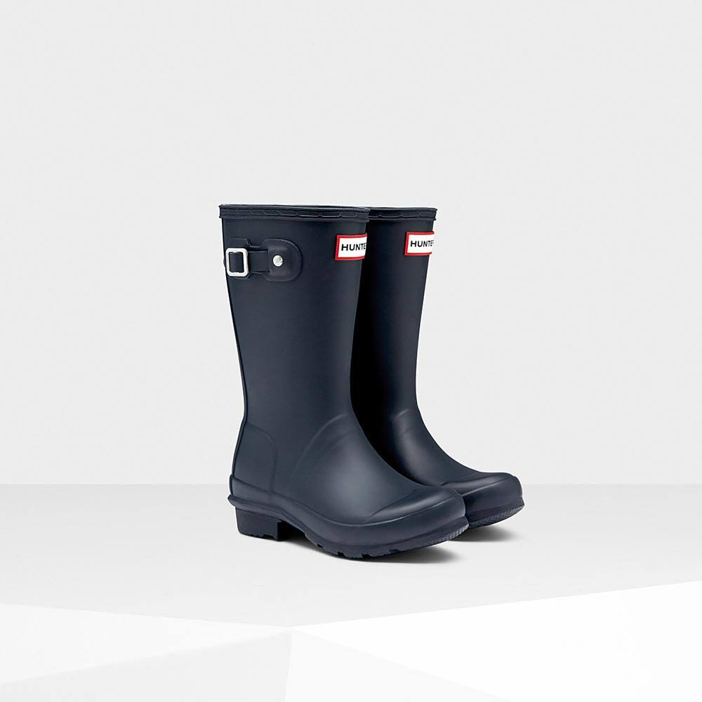 Hunter Original Kids' Wellington Boots - Navy