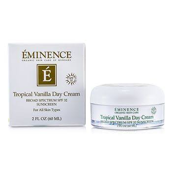 Eminence Tropical Vanilla Sun Cream SPF 32 - 2 Oz