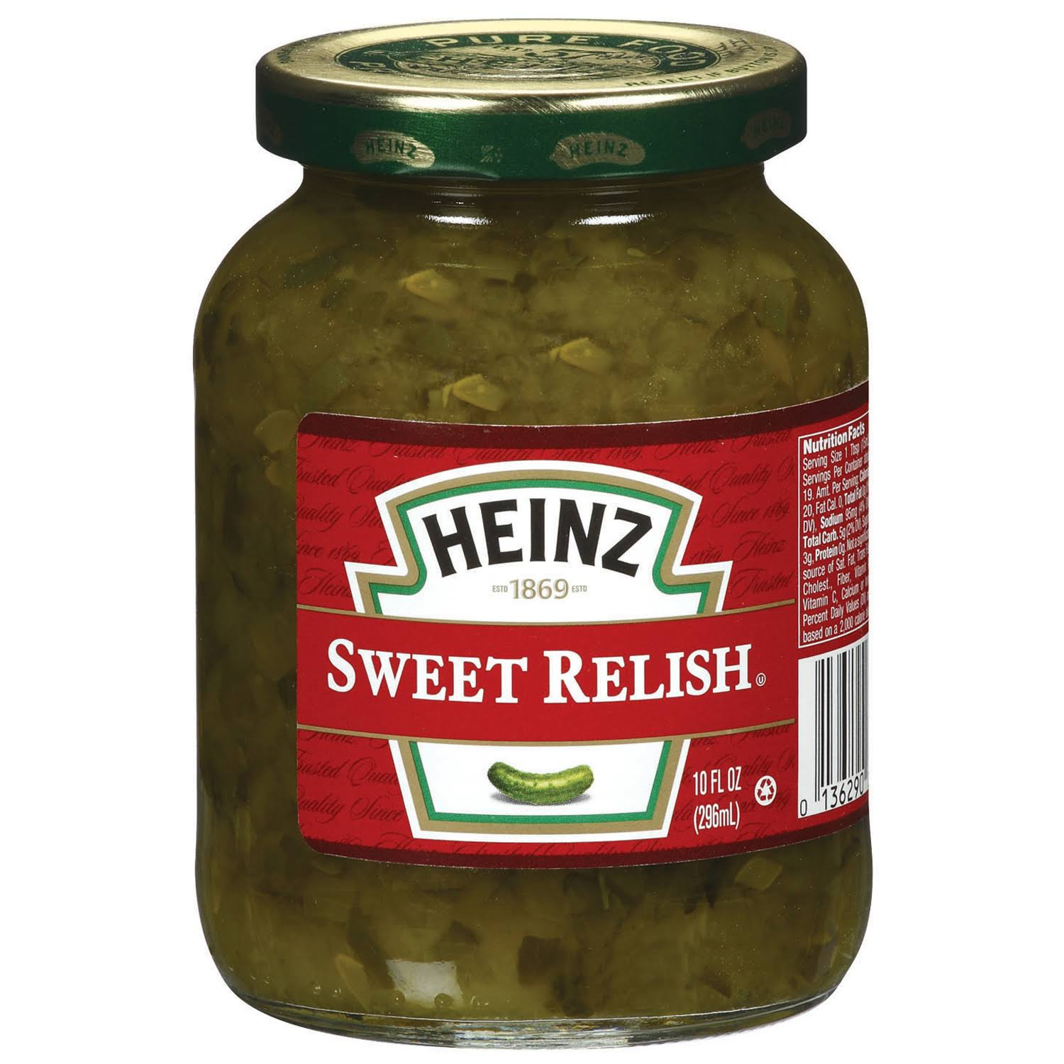 Heinz Sweet Relish - 296ml