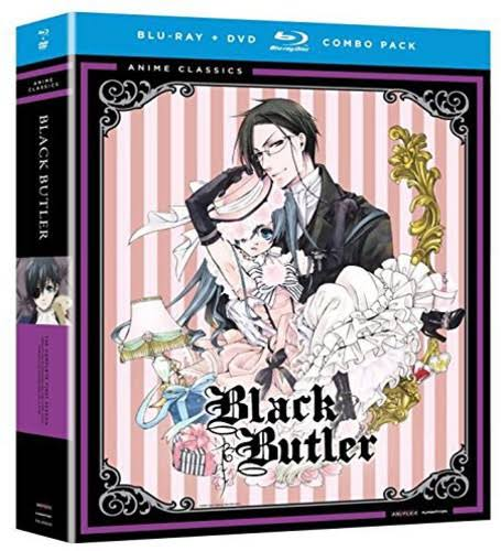 Black Butler: the Complete First Season DVD