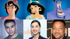 Cast Of Halloween 2 by Disney Announces Aladdin Live Action Cast U2014 Will Smith To Play