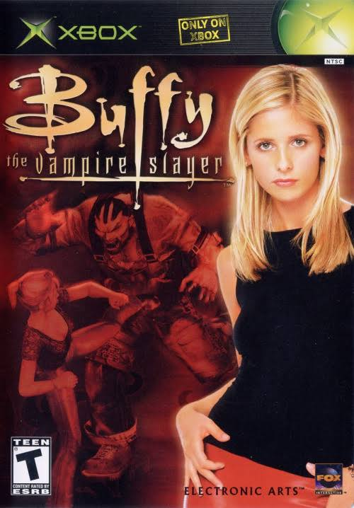Buffy The Vampire Slayer [Xbox]