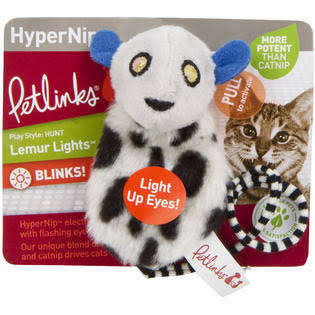 Petlinks System Lemur Lights Cat Toy
