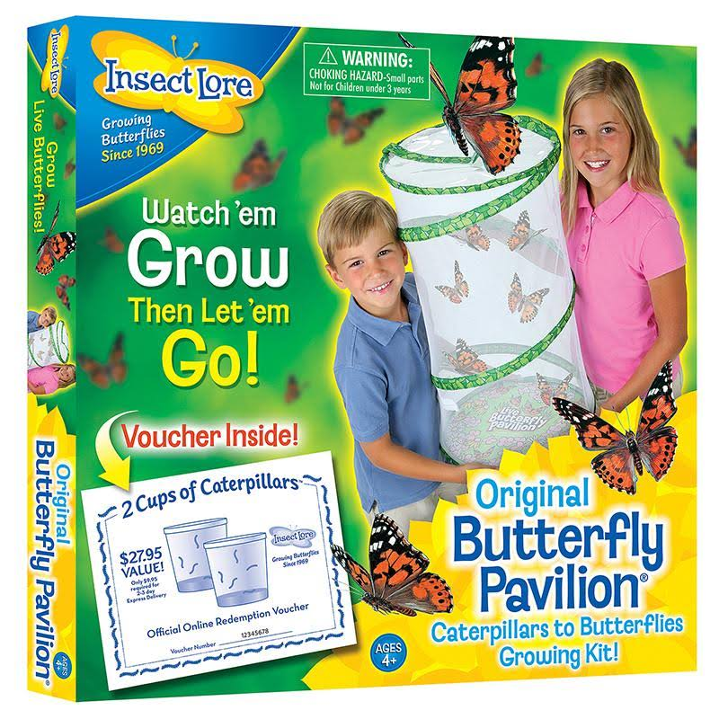 Insect Lore Products Original Butterfly Pavilion