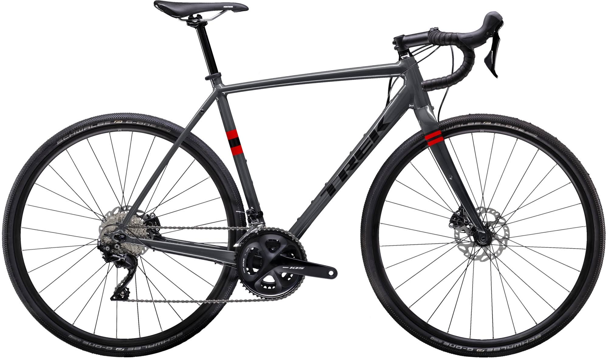 Trek Checkpoint ALR 5 2020 Gravel Bike Charcoal