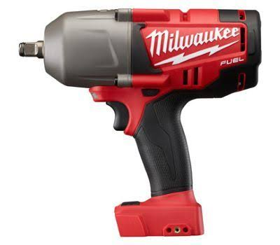 Milwaukee M18 Fuel Cordless Impact Wrench - 1/2""