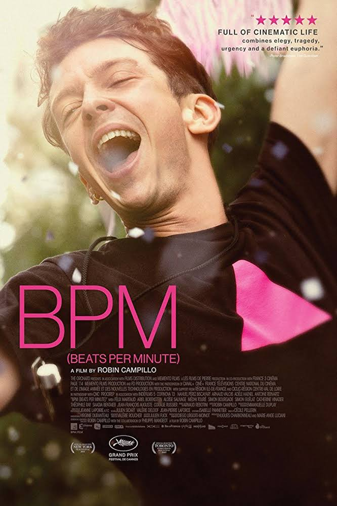 120 Beats Per Minute 2017 BDRip Eng x264