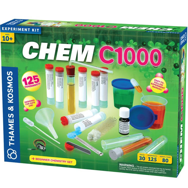 Thames & Kosmos Science Experiment Kit