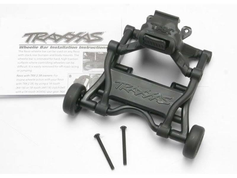 TRAXXAS 5472 Wheelie Bar - Assembled Revo