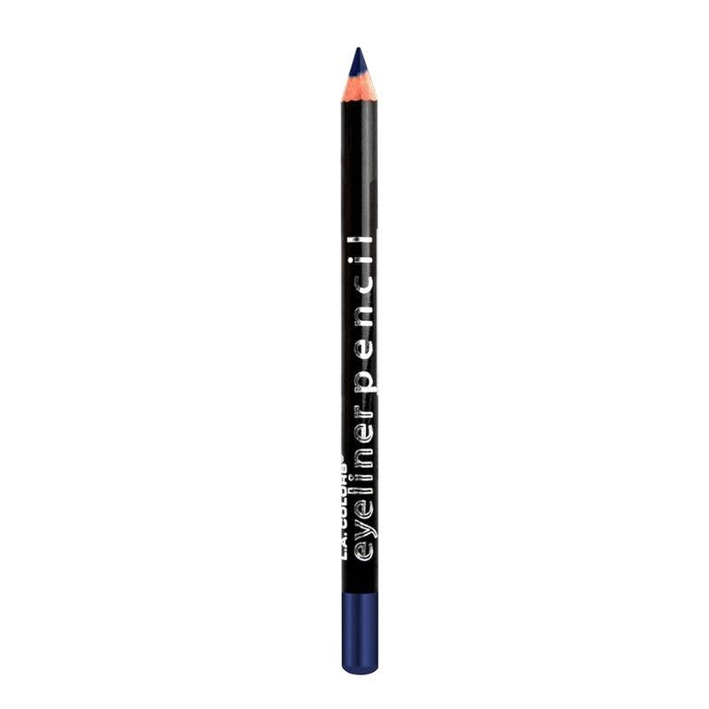 L.A. Colors Eyeliner Pencil - Navy, 0.04oz