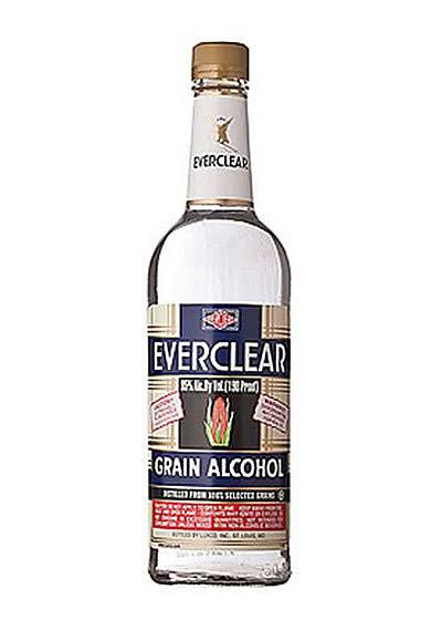 Everclear Grain Alcohol - 750ml