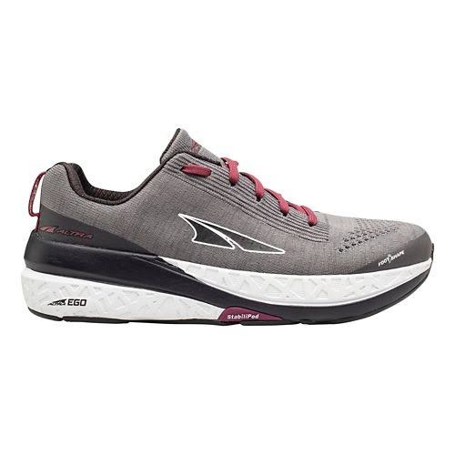 Altra Women's Paradigm 4.5 Running Shoe - Gray, 5.5