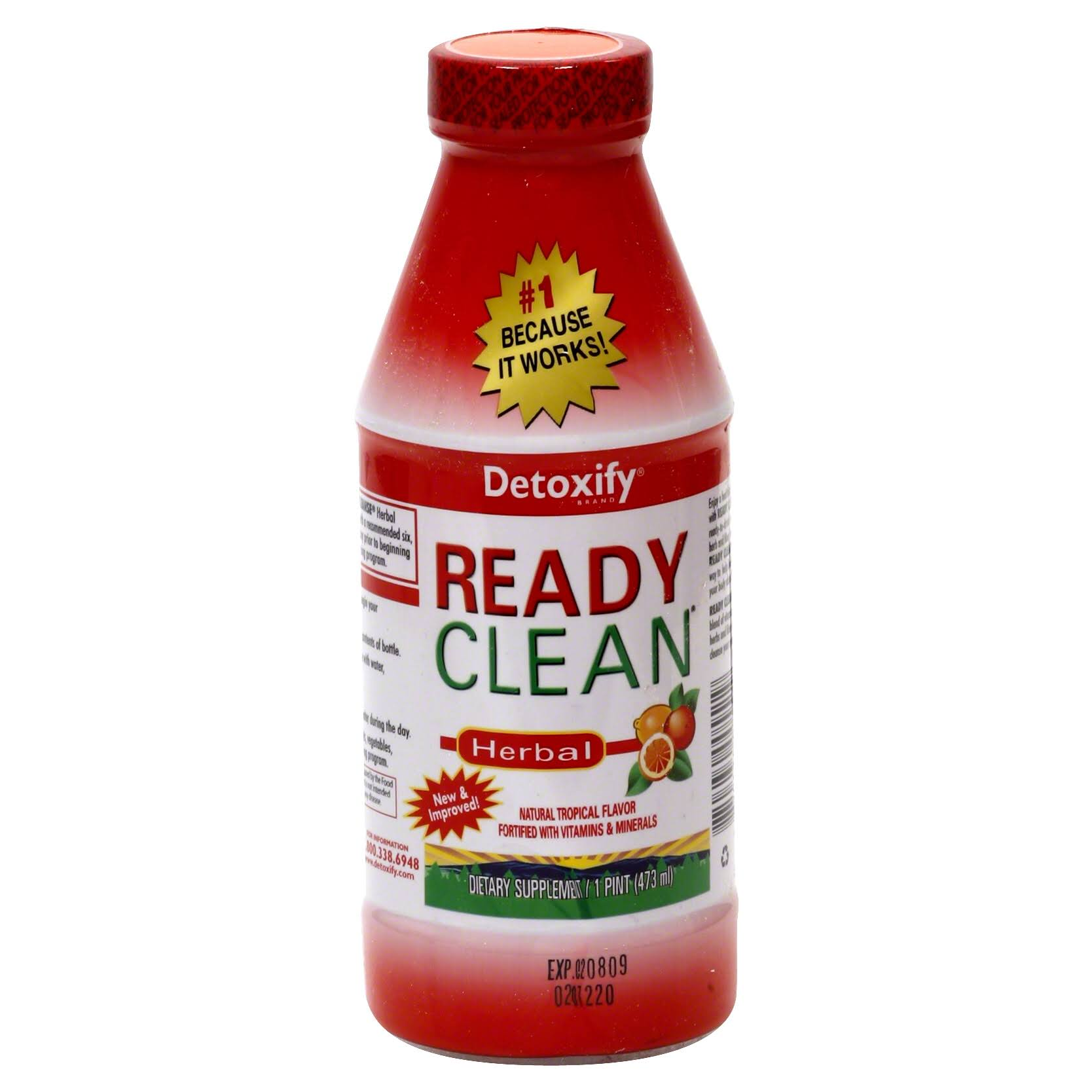 One Source Ready Clean - Tropical Fruit, 16oz