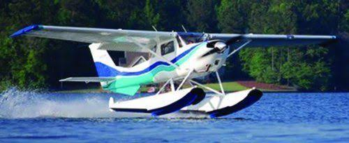 Minicraft 11662 Cessna 150 Floatplane Plastic Model Kit - 1:48 Scale