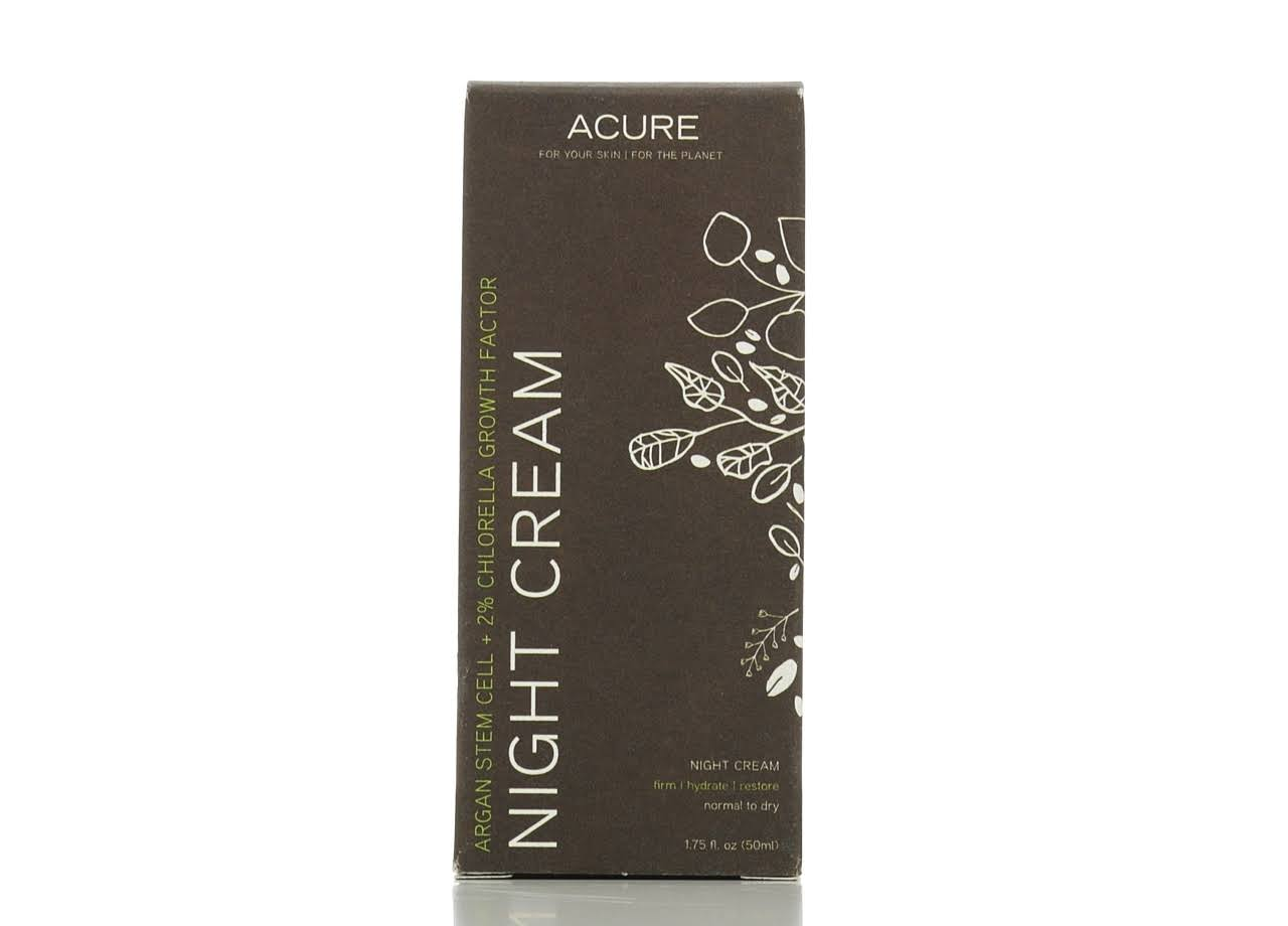 Acure Organics Night Cream - 50ml