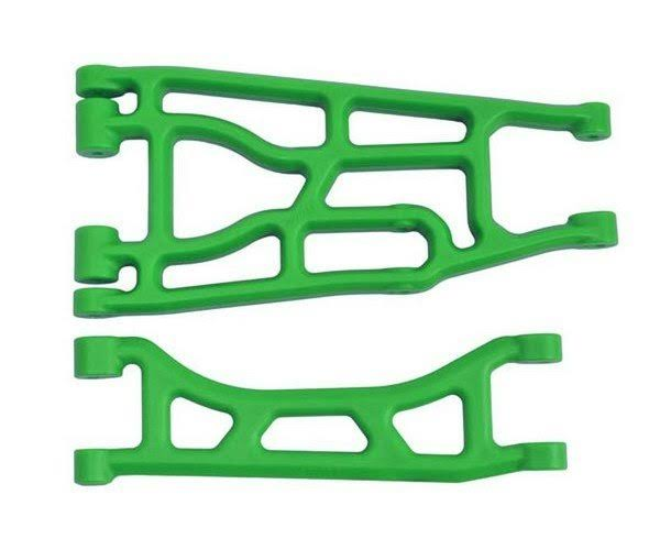 Rpm Traxxas X maxx Upper and Lower A Arm - Green