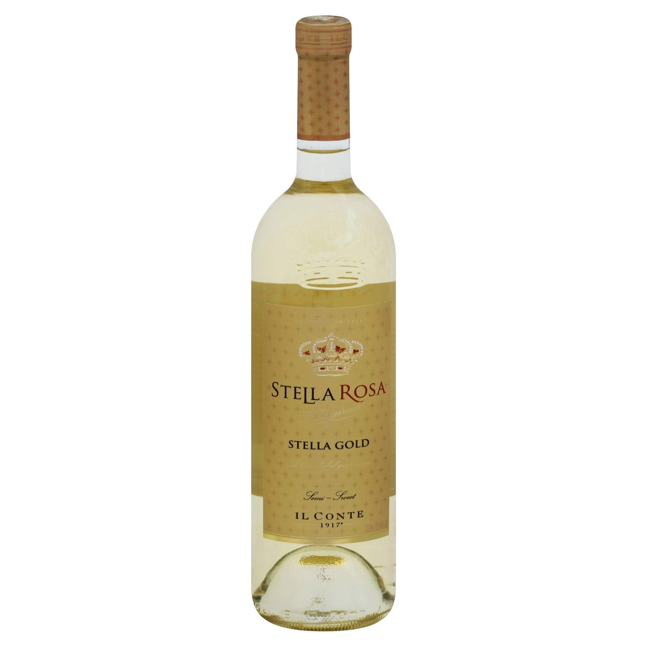 Stella Rosa L'Originale Wine, Grape, Semi-Sweet, Stella Gold - 25.4 fl oz
