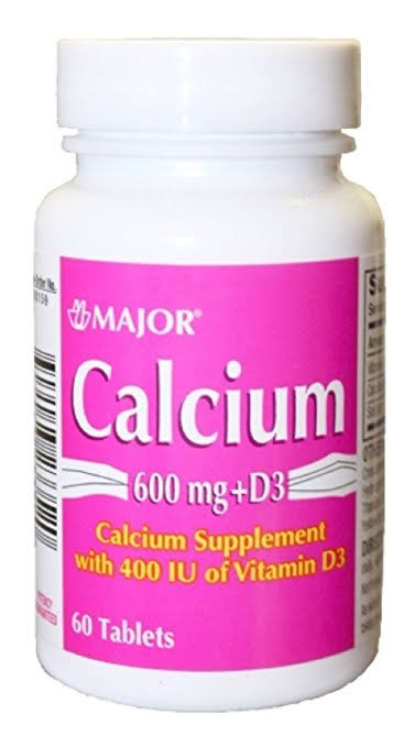 Major Calcium With D Tablets