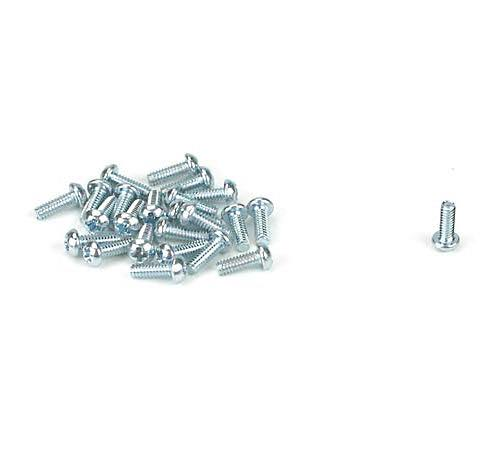"Athearn Ath99002 Round Head Screw - 1/4"", 24ct"