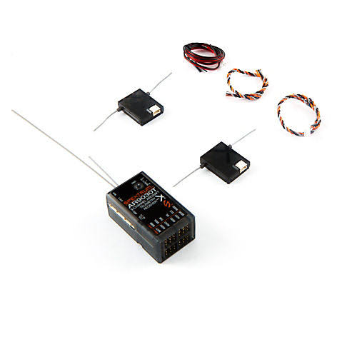 Spektrum RC Ar9030t 9 Channel Air Integrated Telemetry