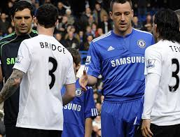 Terry and Bridge Handshake