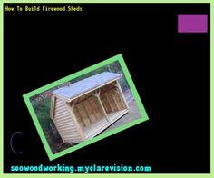 firewood shed plans free 081528 woodworking plans and projects