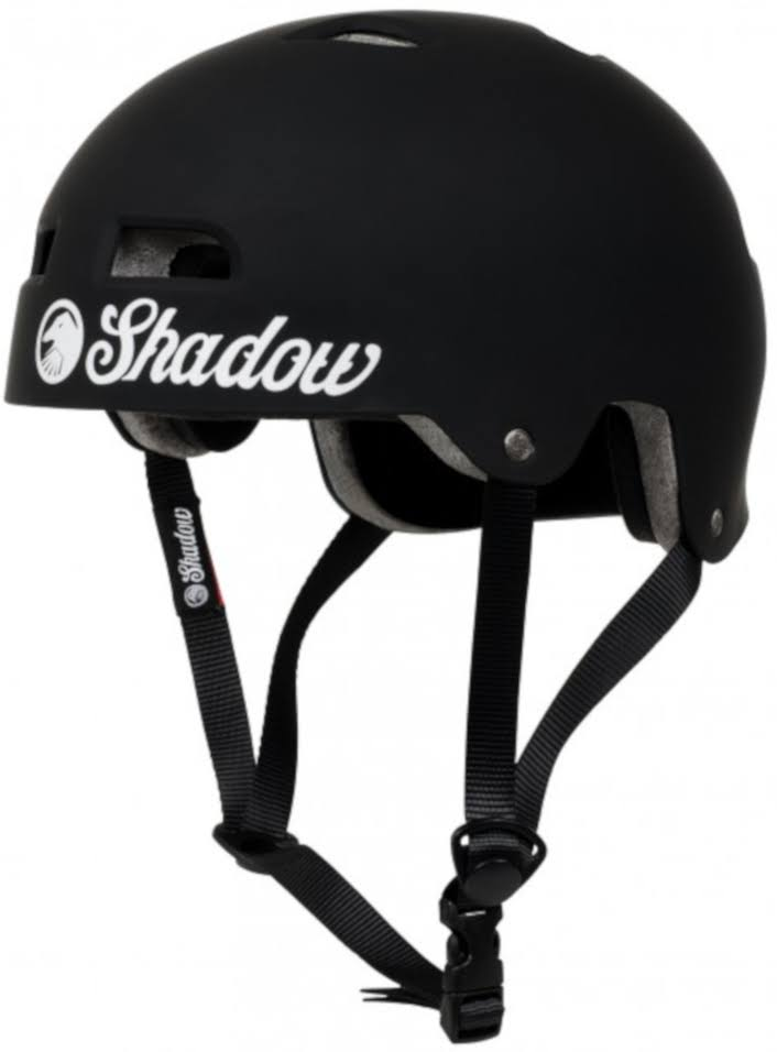 The Shadow Conspiracy Classic Helmet - Matte Black 2X-LARGE