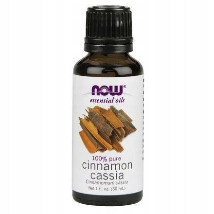Now Foods Cinnamon Cassia Oil - 1oz