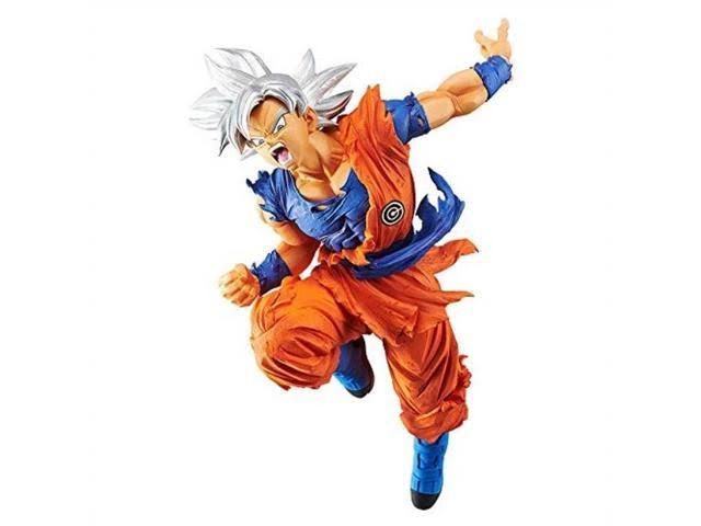 Banpresto Dragon Ball Heroes Transcendence Art Figure - Son Goku, 7""