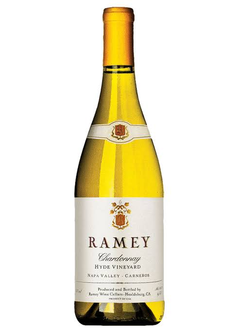 Ramey Hyde Chardonnay, California (Vintage Varies) - 750 ml bottle