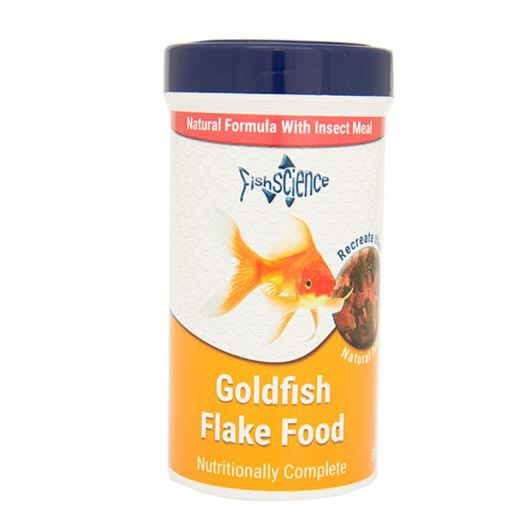 Fishscience Goldfish Flake Food
