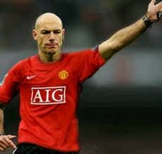 Howard Webb Man Utd