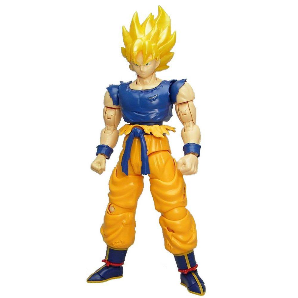 Bandai Hobby Dragon Ball Z Figure-rise mg Super Saiyan Son Goku 1/8 Model Kit