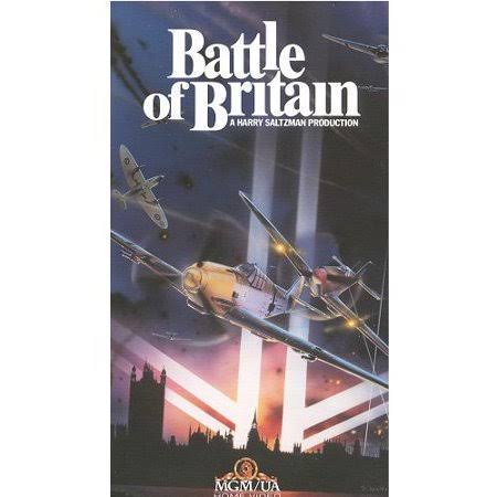 Battle of Britain VHS