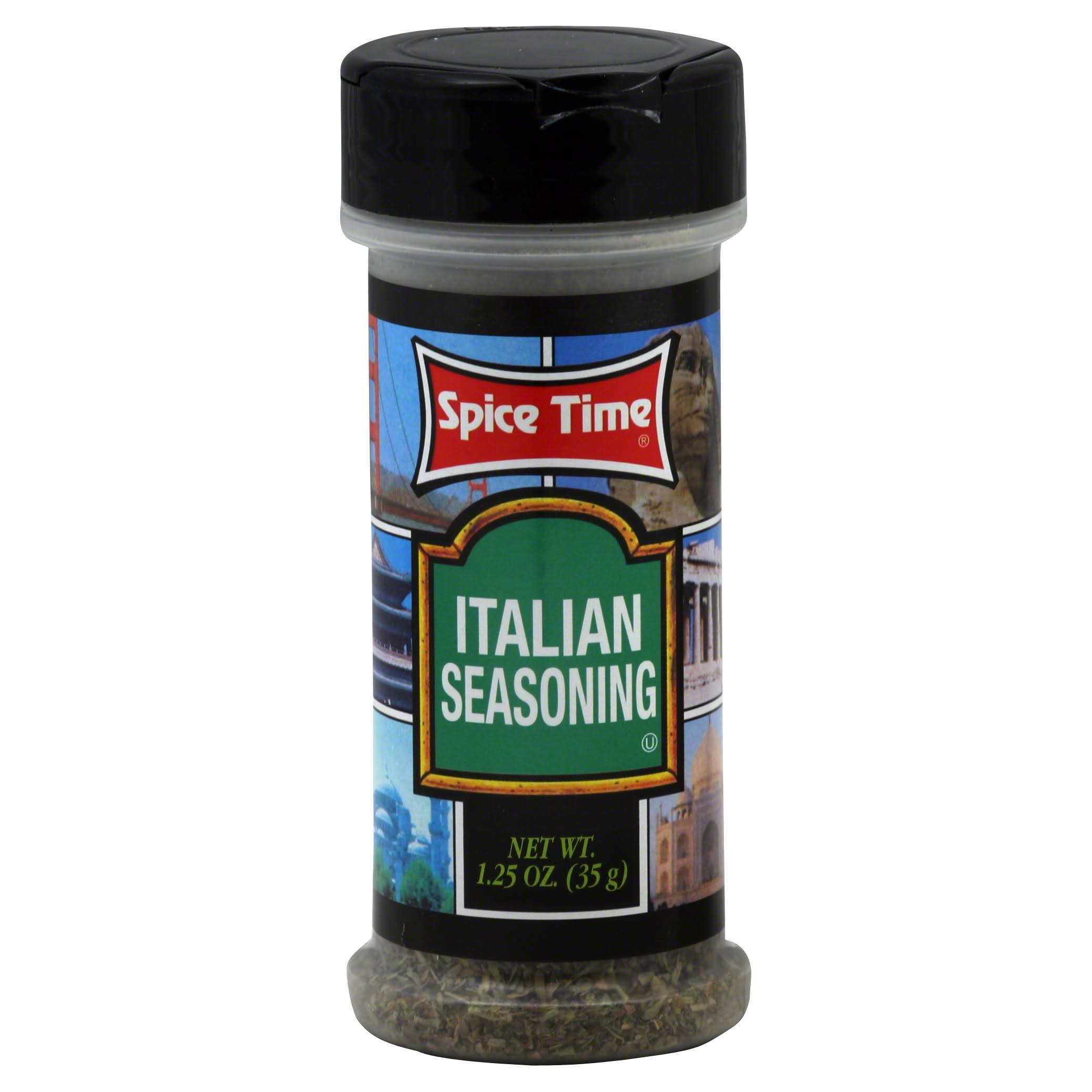 Spice Time Seasoning, Italian - 1.25 oz