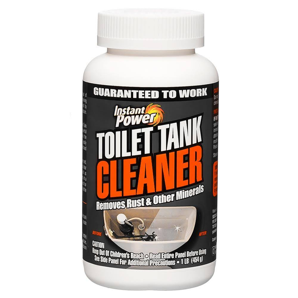 Instant Power Toilet Tank Cleaner - 1 lb