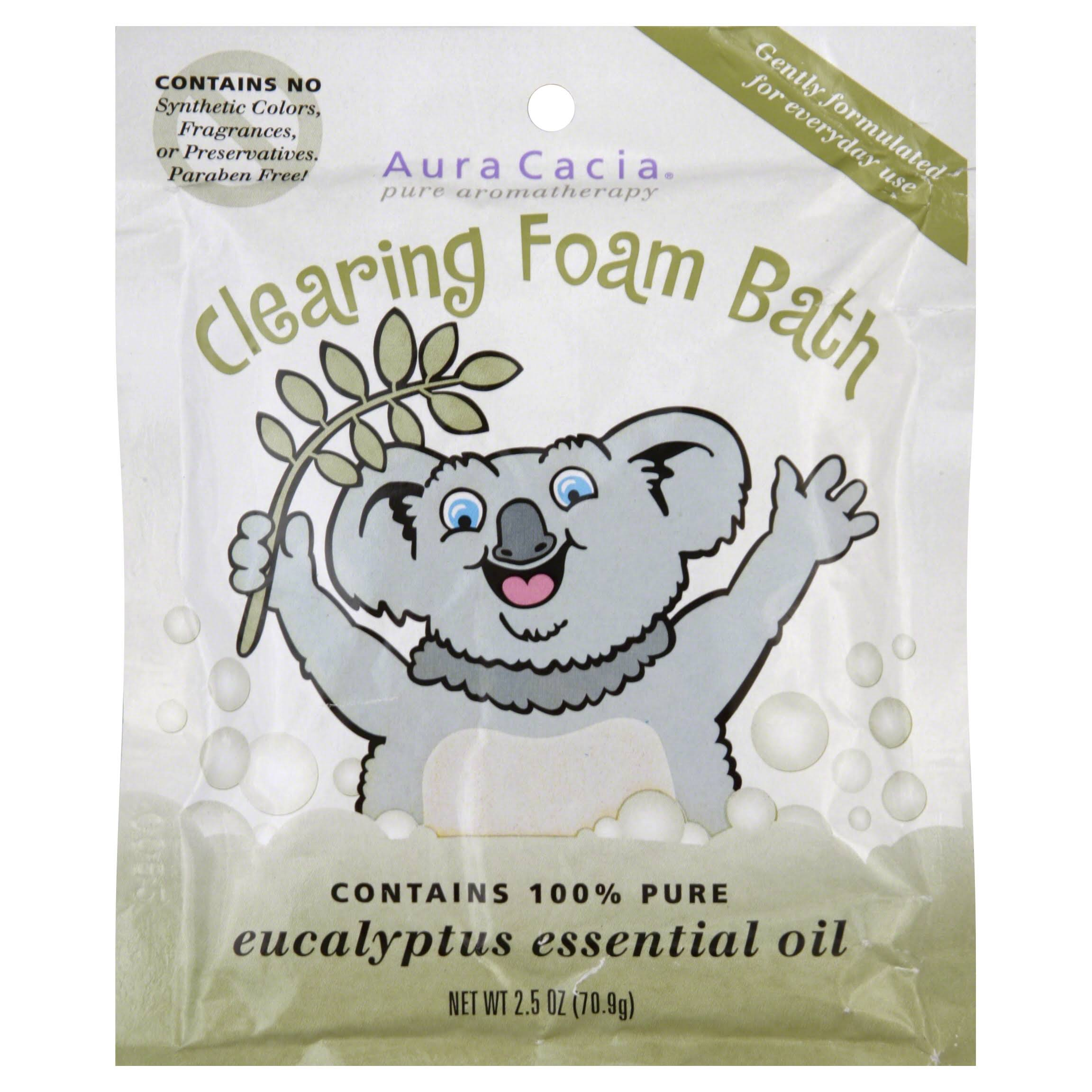 Aura Cacia Kids Clearing Foam Bath