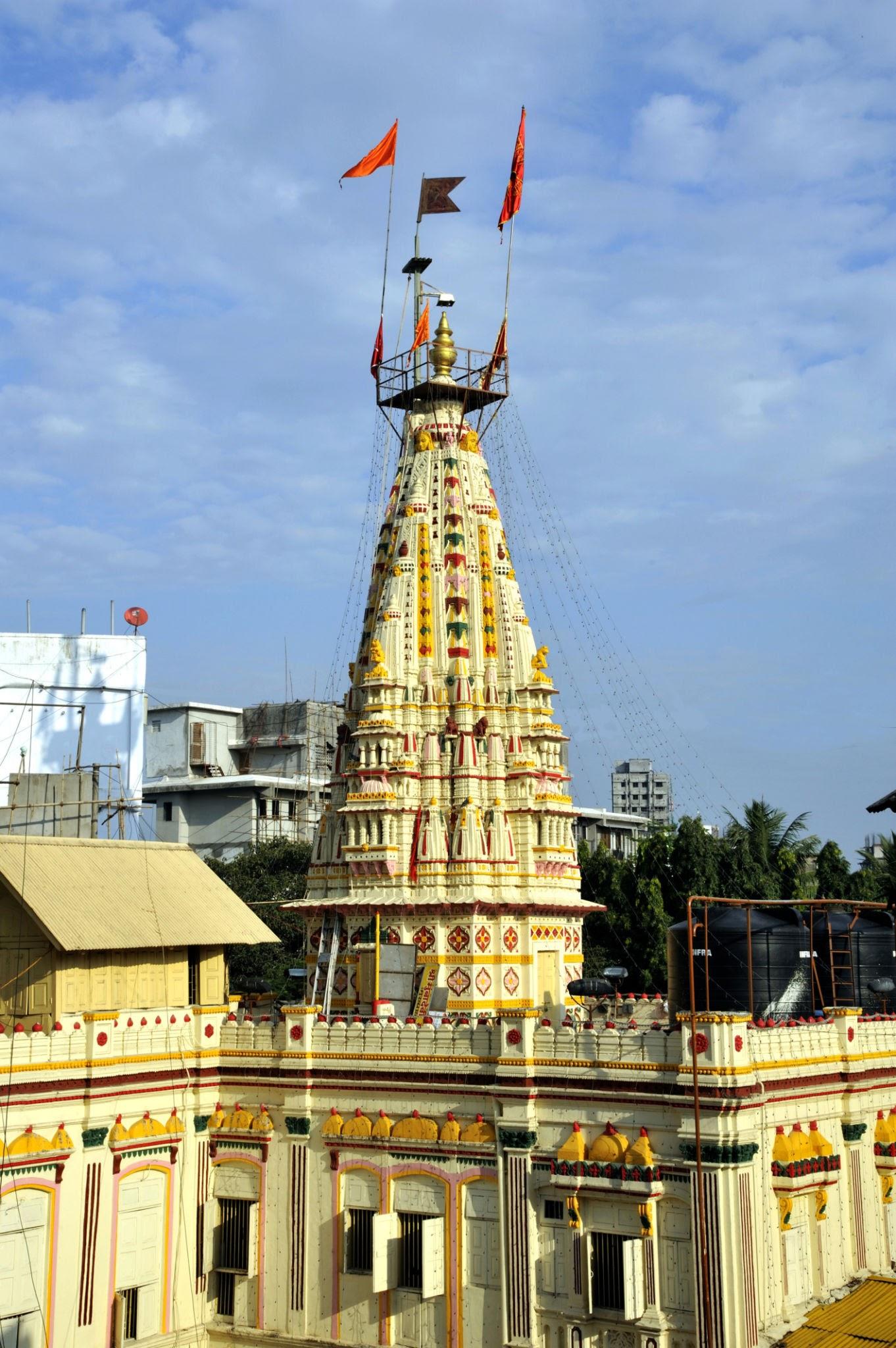 Shri Mumbadevi Temple