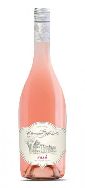 Chateau Ste Michelle Rose Wine, Columbia Valley - 750 ml