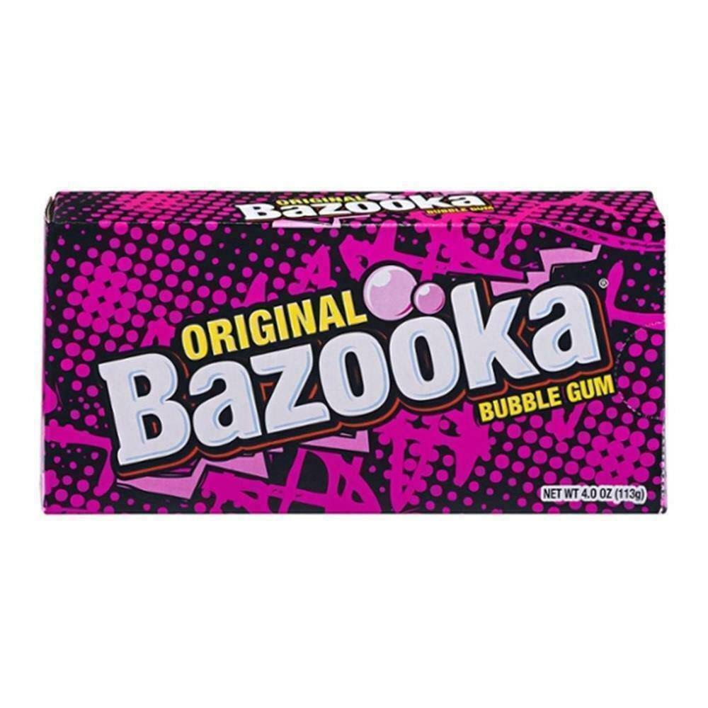 Bazooka Original Bubble Gum - 113g