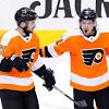 Scott Laughton Scores Twice As Flyers Beat Capitals To Secure At ...
