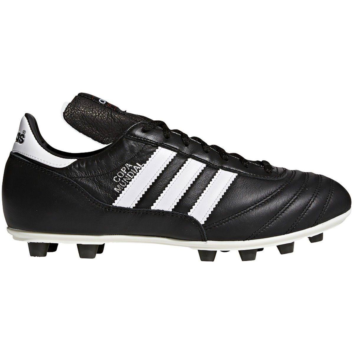 Adidas Mens Copa Mundial Firm Ground Soccer Cleats - Black, 13 US