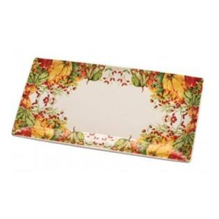 Boston International Calabaza Ceramic Platter