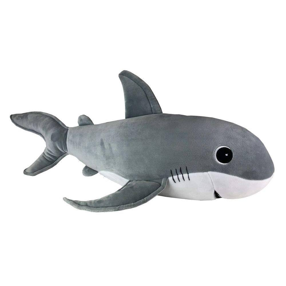 Go! Games Snoozimals 20in Shark Plush