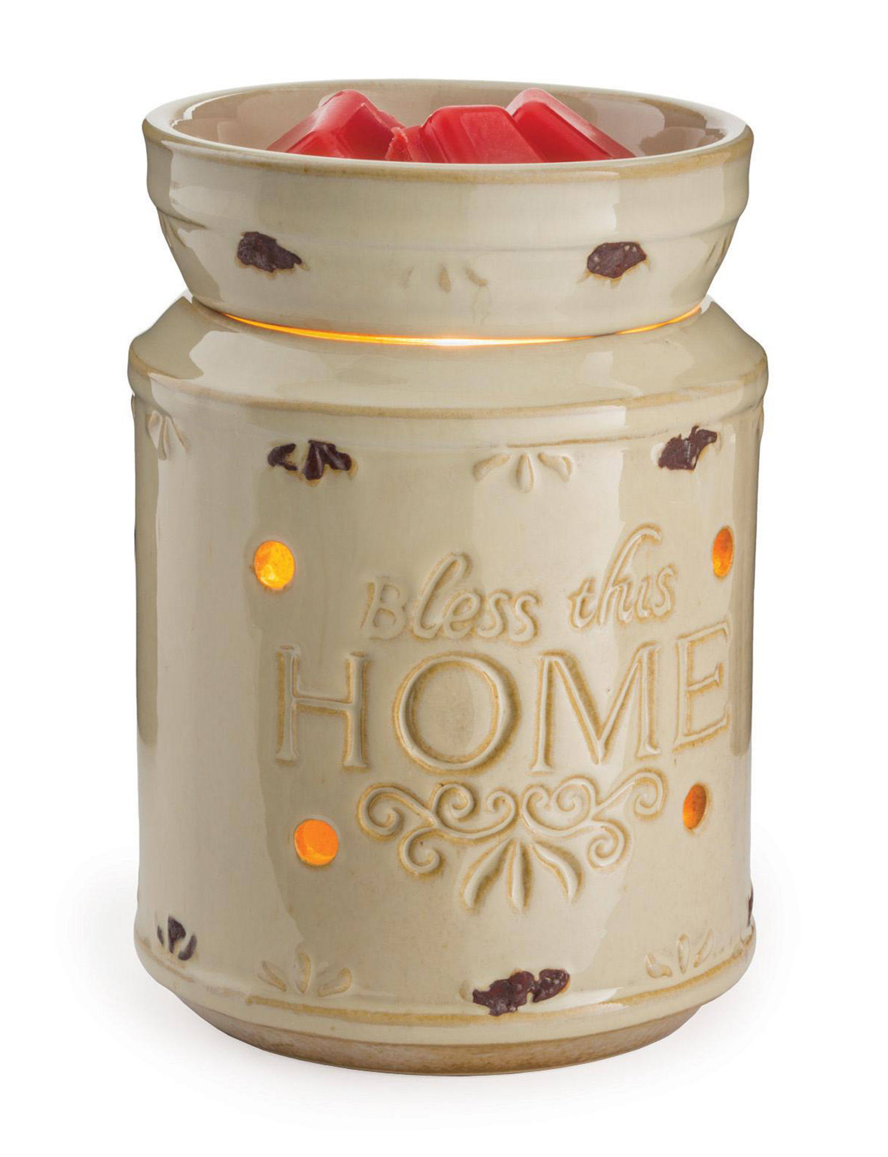 Illumination Wax Warmer Bless This Home