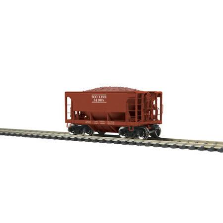 M.T.H. Electric Trains HO 70-Ton Ore Car, Soo #81968