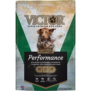 Victor Performance Formula Dry Dog Food - 5lb