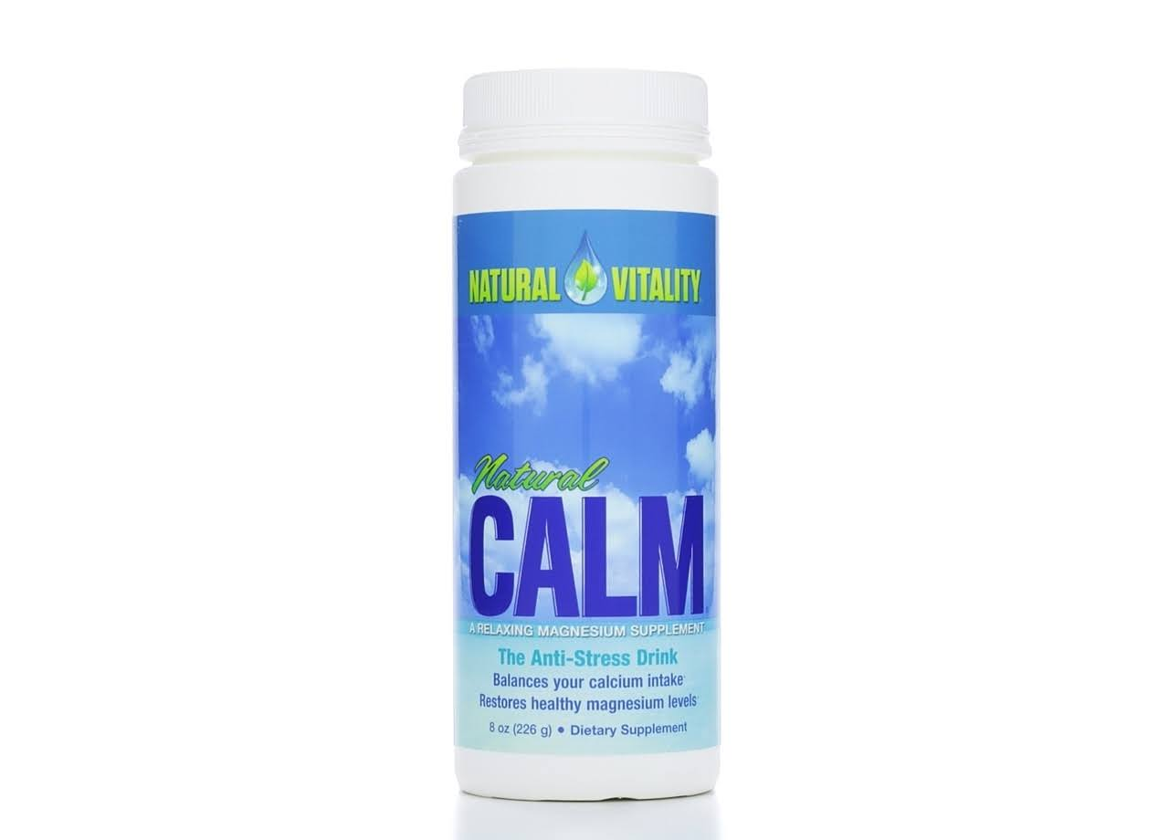 Natural Vitality Natural Calm Original The Anti-Stress Drink - 8oz