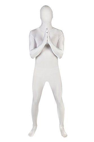 White Morphsuit Adult