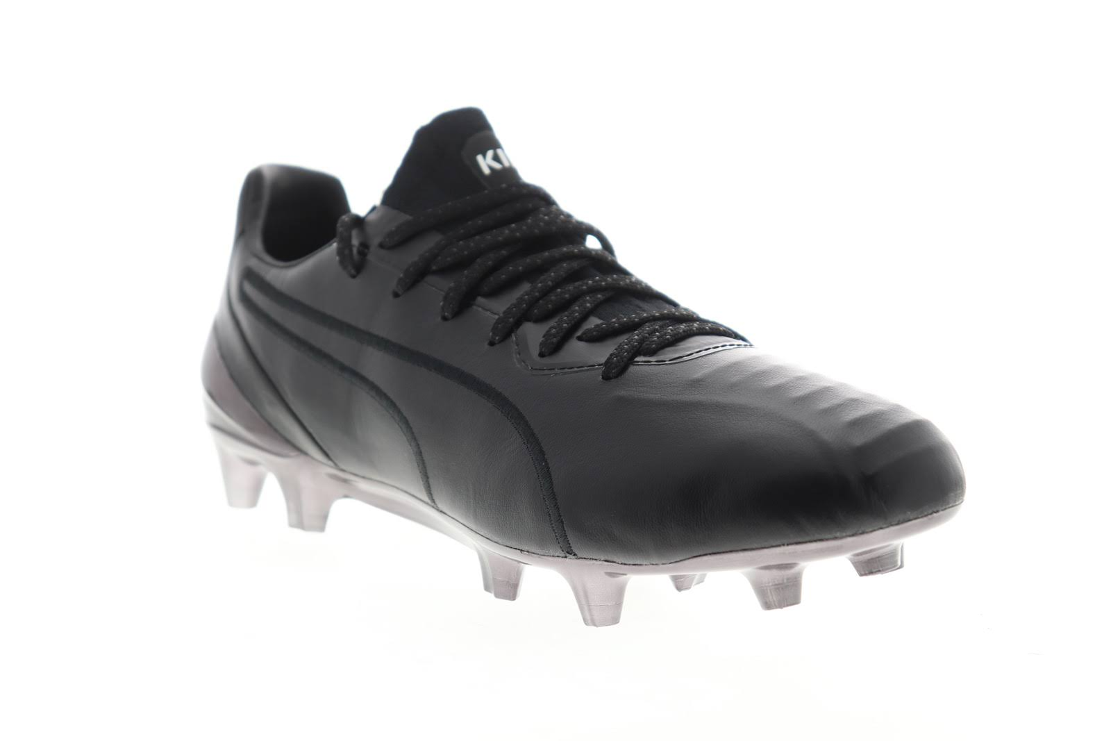 Puma King Platinum FG/AG - Black